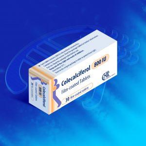 Colecalciferol Tablets