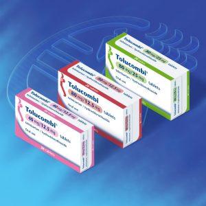 Telmisartan HCTZ (Tolucombi) Tablets