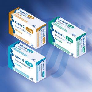 Ropinirole (Ralnea XL) PR Tablets