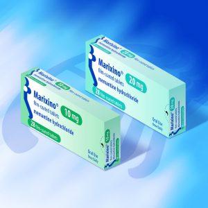 Memantin (Marixino) Tablets