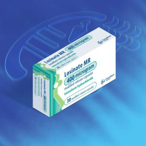 Tamsulosin (Losinate) MR Caps